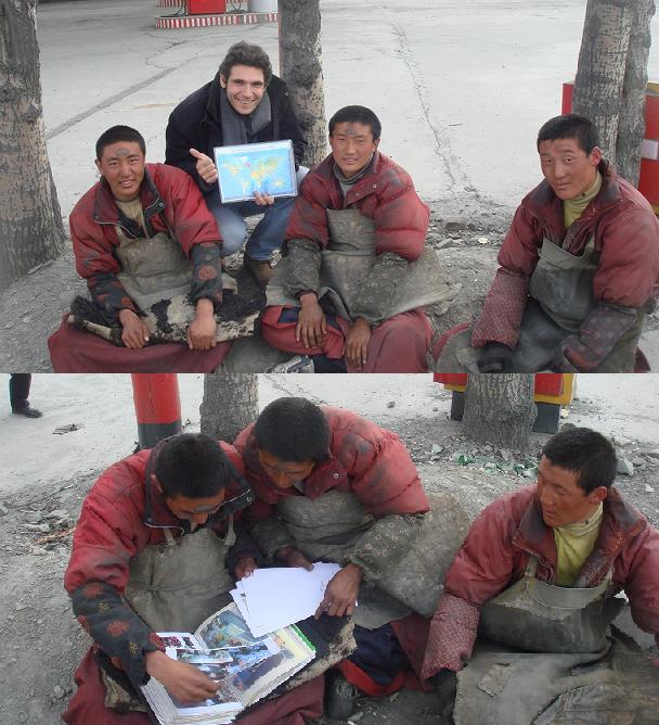 le monde en stop hubler Cinq années à l'école de la vie, livre voyage Indonésie