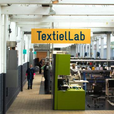 Déambulation #1 – Le TextielLab