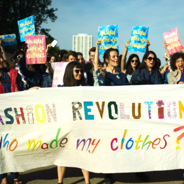 Fashion Revolution Week 2018 #01 – explications