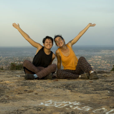 Un mois de tourisme en Afrique de l'Ouest