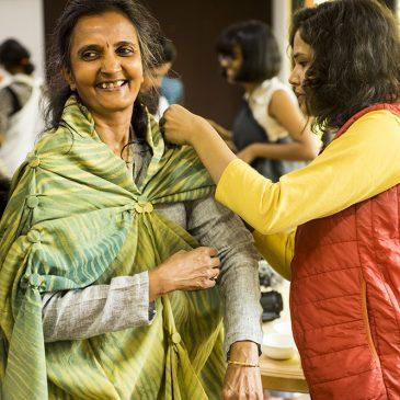 AWA-EK2, un évènement autour du textile éthique à Ahmedabad – Inde