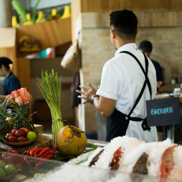 Ijen, un restaurant zéro-déchet dans un beach club branché – Bali