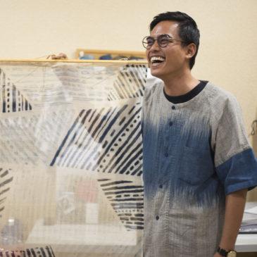 Imaji Studio, des expérimentations créatives pour une mode durable